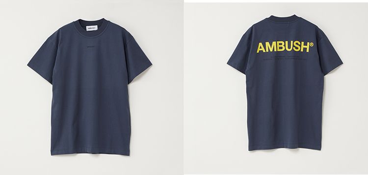 AMBUSH XL LOGO T-SHIRT