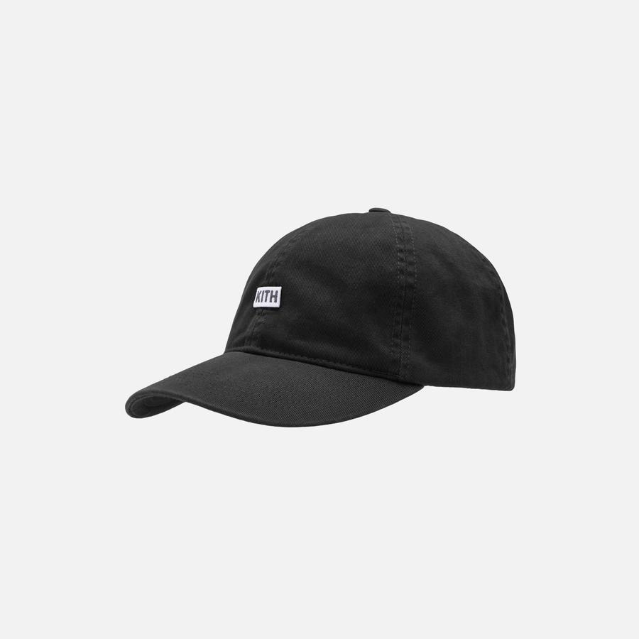 KITH BOX LOGO DAD CAP