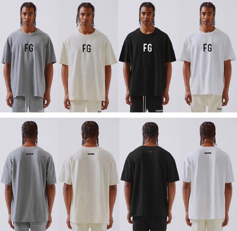FEAR OF GOD 6TH FG LOGO Tシャツ