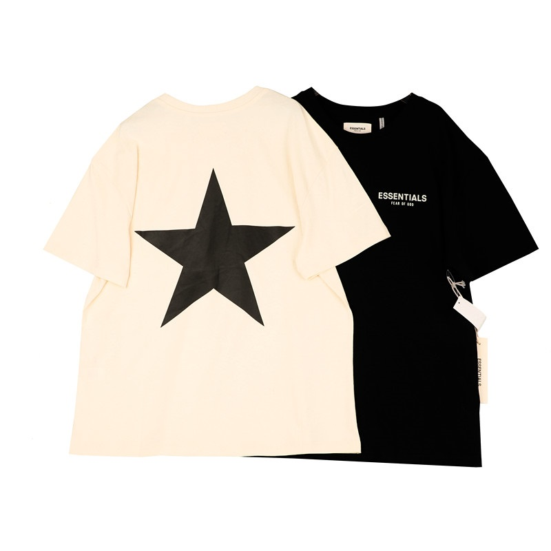 FEAR OF GOD essentials star tee Tシャツ