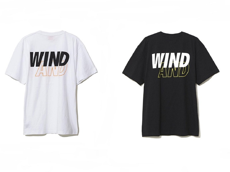 FR2 x Wind And Sea Windand Shoot Tee 半袖Tシャツ