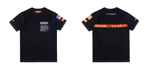 Heron Preston X NASA Tシャソ