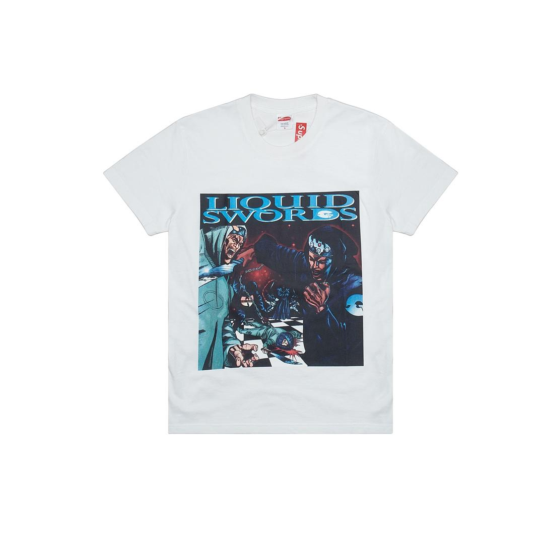 Supreme Liquid Swords Tee シュプリーム Tシャツ