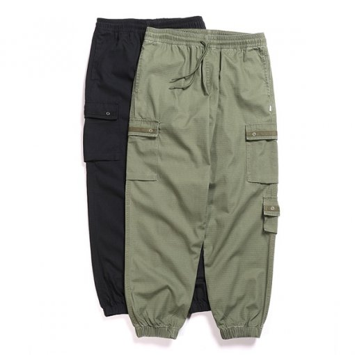 WTAPS SMOCK/TROUSERS.COTTON.RIPSTOP