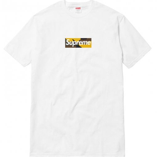 Supreme 17FW Brooklyn Box Logo Tee