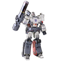 Megatron Trnasformers Movie DIY Decepticons Metal Puzzle Model