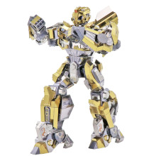 Super Bumblebee Trnasformers DIY Metal Puzzle Model