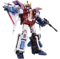 Trnasformers Movie Starscream DIY Decepticons Metal Puzzle Model