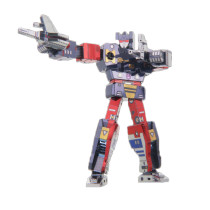 Frenzy DIY Transformers Robot Metal Puzzle Model