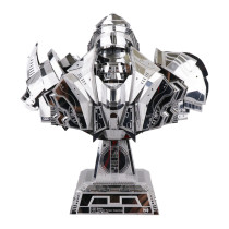 Megatron Bust for Transformers Movie Assemble Model