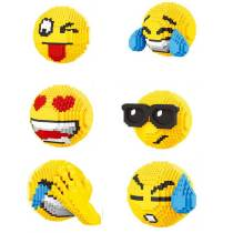 Classical Emoticon Funny Face for Online Chat Blocks