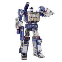 Soundwave Trnasformers Movie DIY Decepticons Metal Puzzle Model