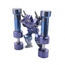Rumble DIY Transformers Robot Metal Puzzle Model