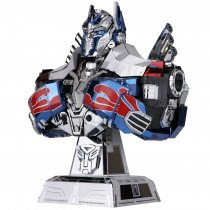 Optimus Prime Bust for Transformers Movie Asemble Model