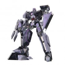 Megatron Trnasformers  Decepticons DIY Metal Puzzle Model Cartoon Version
