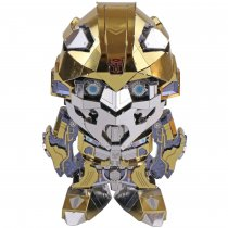 Bumblebee Autobots Metal Puzzle Model Cute Version-Head Changeable