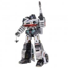 Transformers Jazz 3D Metal Puzzle Assemble Model