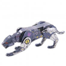 Laserbeak and Ravage DIY Metal Puzzle Model