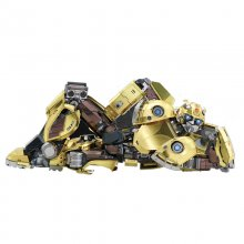 Bumblebee Lying by Side Metal Model Puzzle