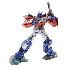 Optimus Prime Autobots Metal Puzzle Model Cartoon Version
