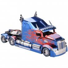 Big Truck of Optimus Prime Metal  Model