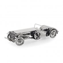 3D Vintage Car DIY Model Metal Puzzle Kid Toys
