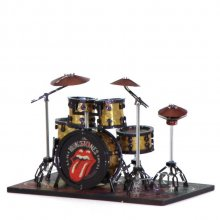 3D Puzzle Drum Kit DIY Model Musical Instruments Jigsaw Toy