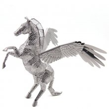 Pegasus Metal Model Office Decoration Toy 3D Laser Cut Puzzle