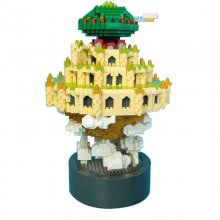 Castle in the Sky Music Box Model Blocks