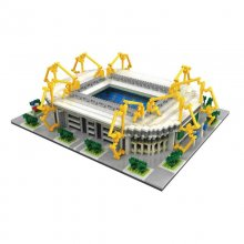 Iduna Signal Park Football Play Ground Model Blocks