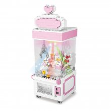Kawaii Mini Toy Machine 1017 PCS