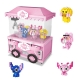 Clip Doll Machine Nano Building Blocks
