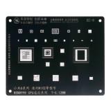 MJ XIAOMI CPU Stencil for Mi Series Redmi note series Qualcomm MT MSM SDM CPU