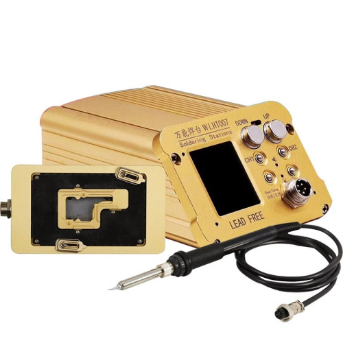 WL HT007 Universal Soldering Station Intelligent Tin Planting 3in1 6in1 Mainboard Layered Heating platform for IPHONE X/XS/MAX 11/11Pro/11Promax mobile phone repair
