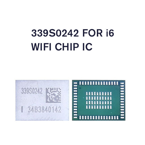 339S0242 mid-tem Wi-Fi wifi Module IC chip For iPhone 6 / 6 Plus