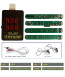 UD-908 Universal Intelligent Battery Maintenance Charger Charging Activation Circuit Detection Board For iPhone Samsung