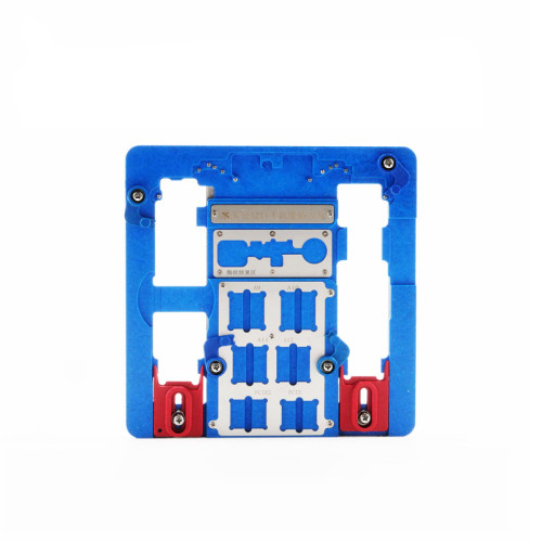 MiJing A21 + A22+ A23+ PCB holder fixture for iPhone 5G-8P/XR X CPU Nand Chip Repair