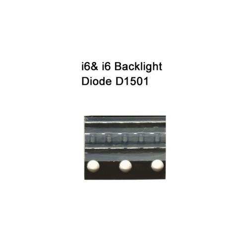 iPhone 6 6 Plus back light backlight Diode D1501 D1589