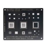 MJ CPU Stencil For Huawei Series BGA Kirin HI CPU WTR WFR dislocation hole