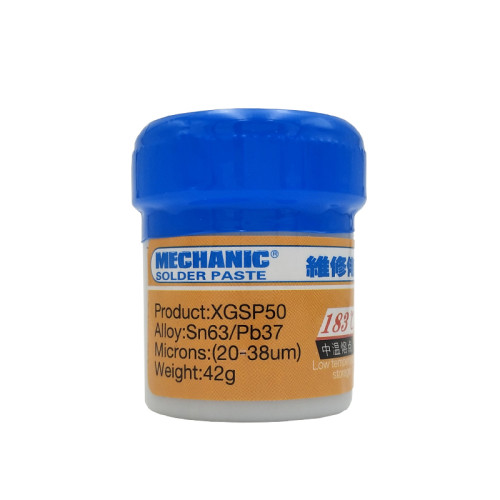 MECHANIC XGSP80 Soldering Paste Flux XGSP80 Solder Tin Sn63/Pb67 For Soldering iron Circuit Board SMT SMD Repair Tool
