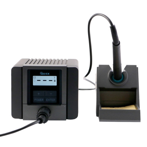 QUICK TS1100 intelligent lead free soldering station 90W thermostatic adjustable electric soldering iron