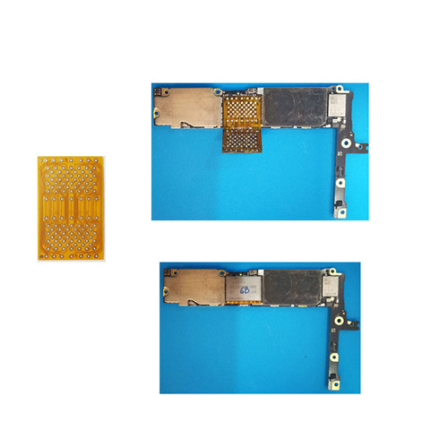 WL short ribbon cable flex for iphone 5/5s/6/plus/ for ipad 3/4/5/6 air mini HDD Nand memory testing repairing