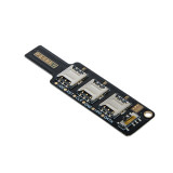 3 in 1 Universal IP Test Card for iPhone Android Signal Test
