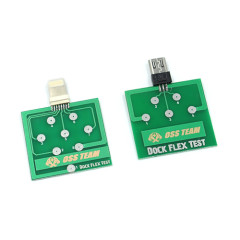 OSS TEAM Charging Dock Flex Easy Test Board Tool For iPhone 8 7 6 6S Plus For Android