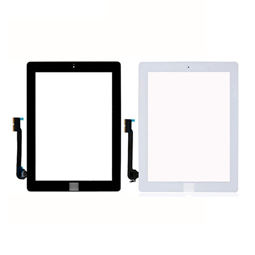 Original Touch Screen Digitizer Front Glass Touch Panel for iPad  2/3/4/5/6 ,iPad Mini 1/2/3/4