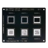 MJ Qualcom MTK CPU Stencil