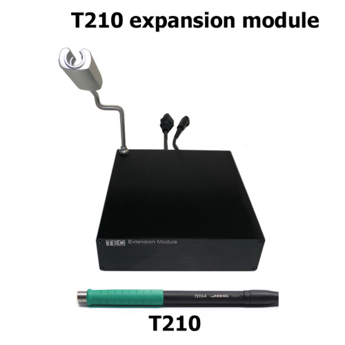 JBC CD-2SE Cd-2BE CD-2E TEC extended box expansion NT105/NT115/T210/ NT115-A soldering station expansion box Single station variable duplex station Support nano handle