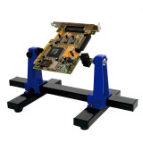 SN-390 Adjustable Printed Circuit Board Holder  PCB Soldering and Assembly Stand Clamp