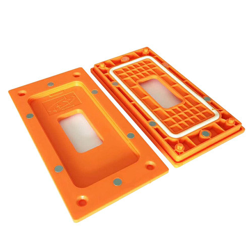 High Precision Magnetic iPhone X/XS XSMAX 11Pro Mould For LCD Glass with Frame Location laminating