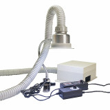 Anti-static Solder Smoke Exhauster & Lighting Dual Using Soldering Station Repair Tools